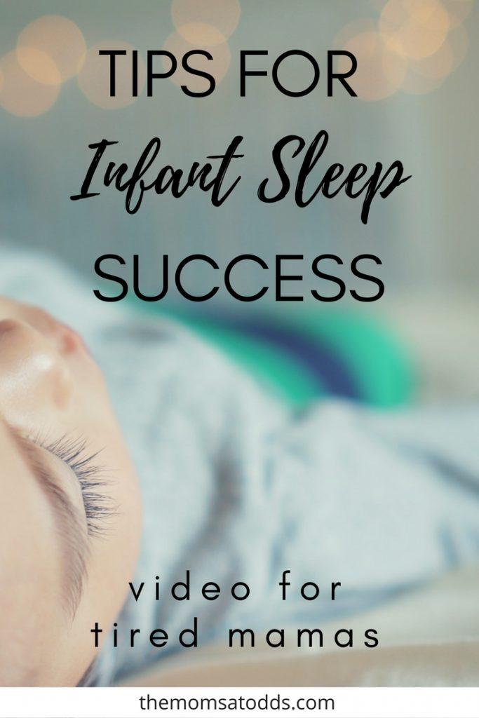 Sleep Training Tips Infant Baby