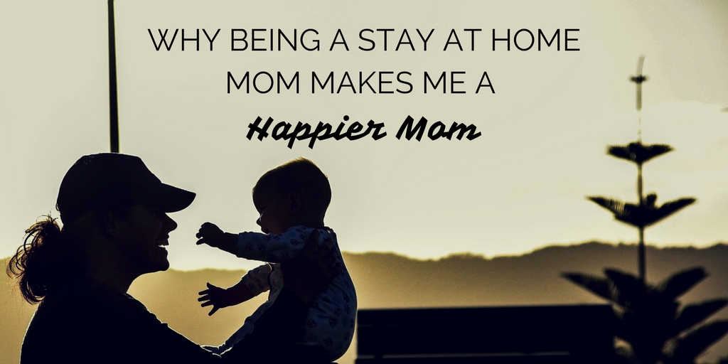 Yes! So many great reasons to stay at home with your kids