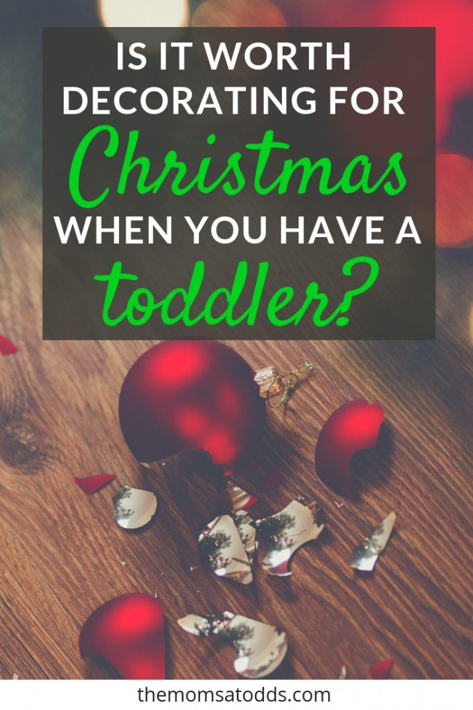 A Beginner's Guide to Decorating for Christmas with Toddlers - Critical Tips for Holiday Decorations!