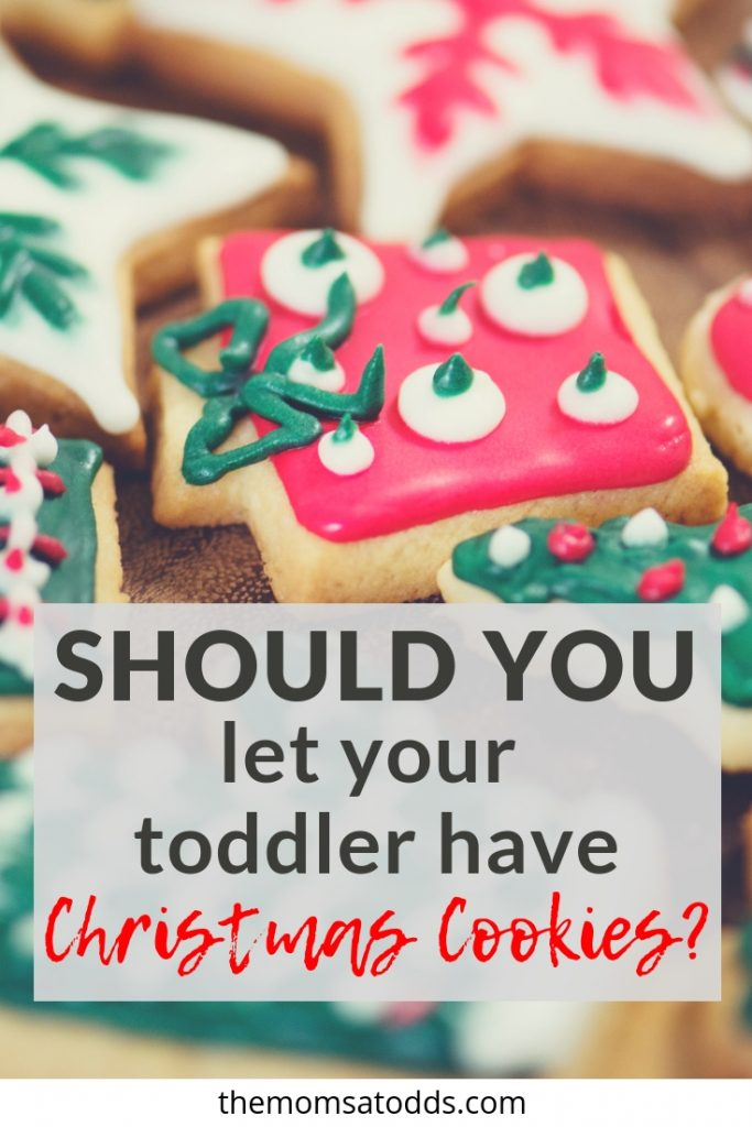 Ideas for Toddler Holiday Christmas Treats - Should I let him have one?
