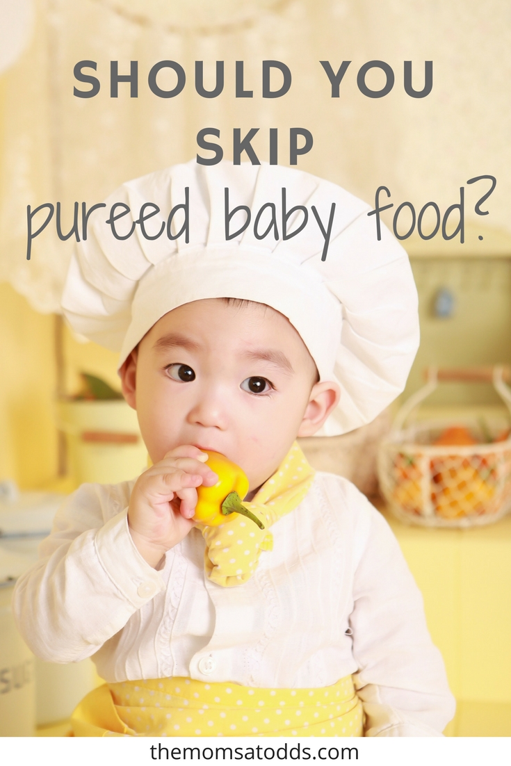 Time to start feeding baby! What's best? Baby-led weaning? Purees?
