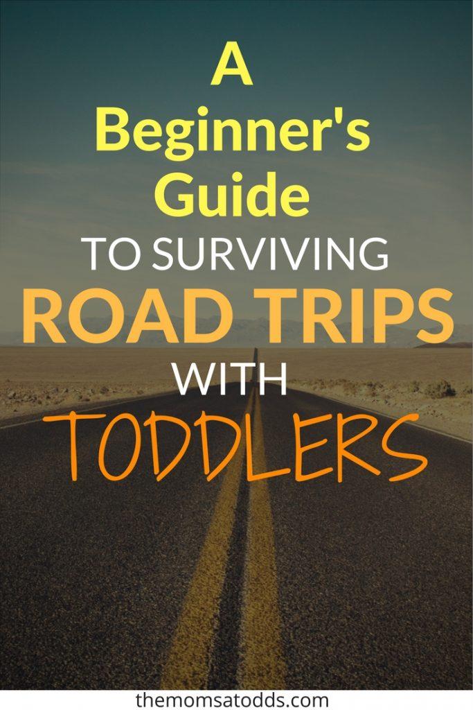Travel Road Trip Kids Toddler Babies Preschoolers