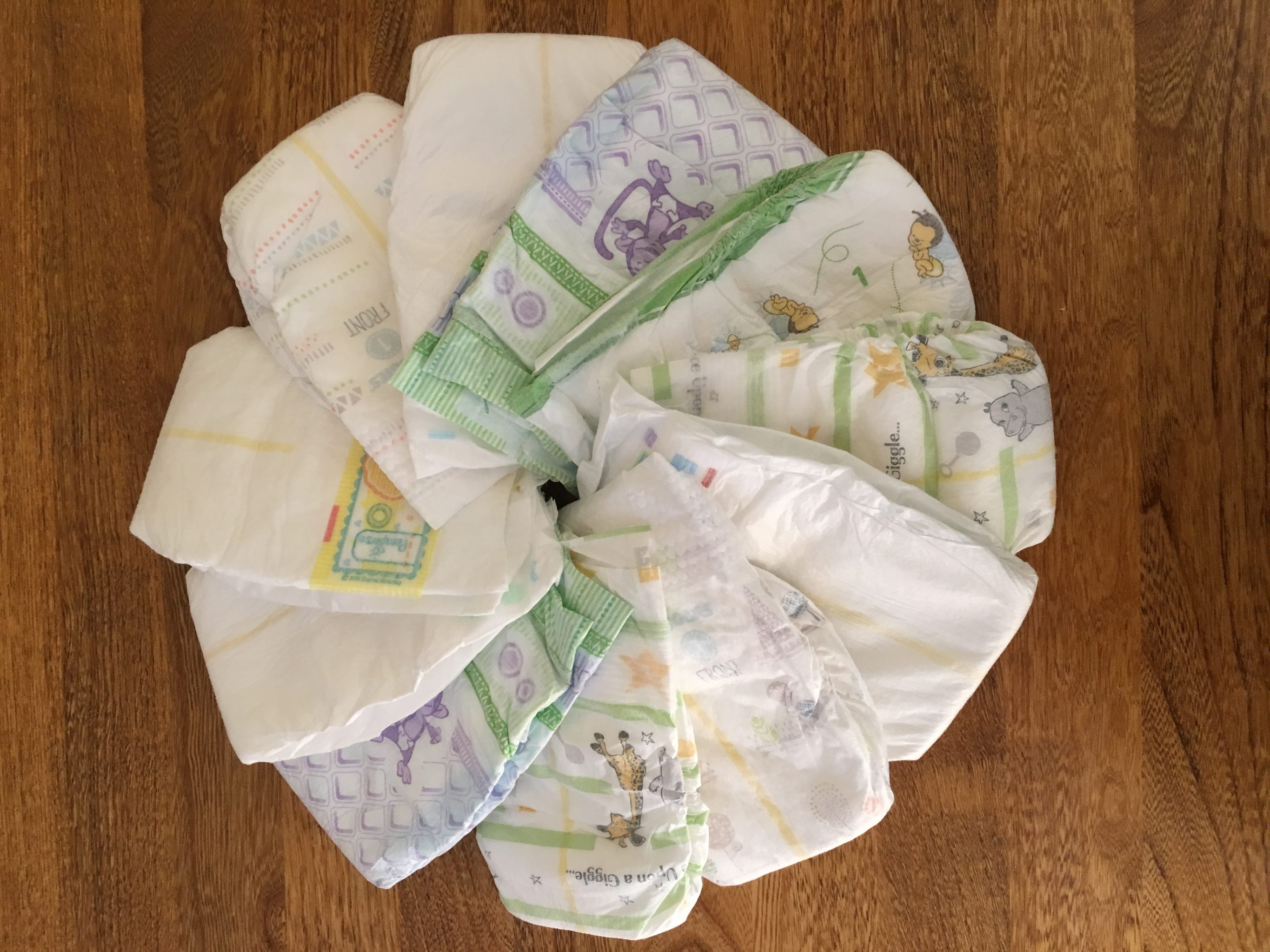 Comparing Baby Diapers