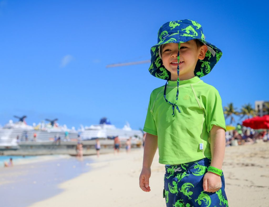 RuffleButts Toddler Bathing Suits, Should They Wear Bikinis?