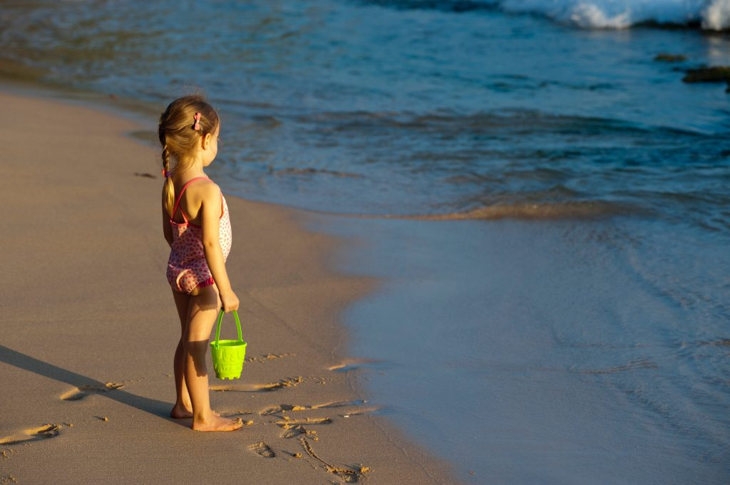 Debating Toddlers Wearing Bikinis - is it appropriate?