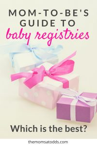 The ULTIMATE guide to baby registry comparison - this will save you so much time!