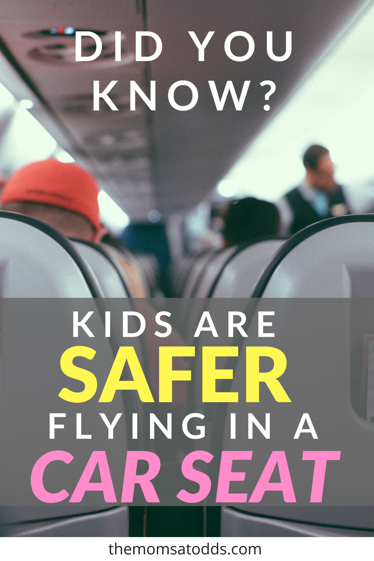 Informative FAQ and Debate on Car Seats and Individual Seats on Airplanes for Infants, Babies, and Toddlers