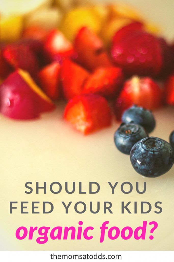 The REAL story about organic food for your family