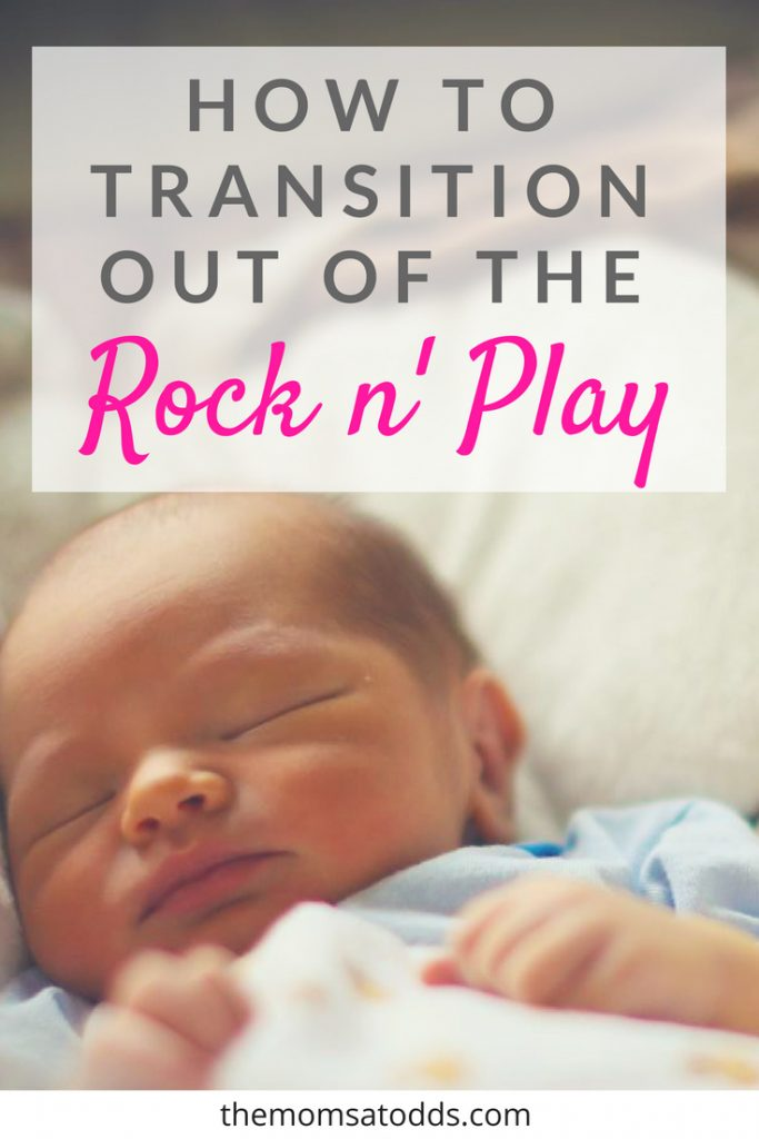 An Amazong Guide to Transitioning Out of the Rock N Play to a Crib