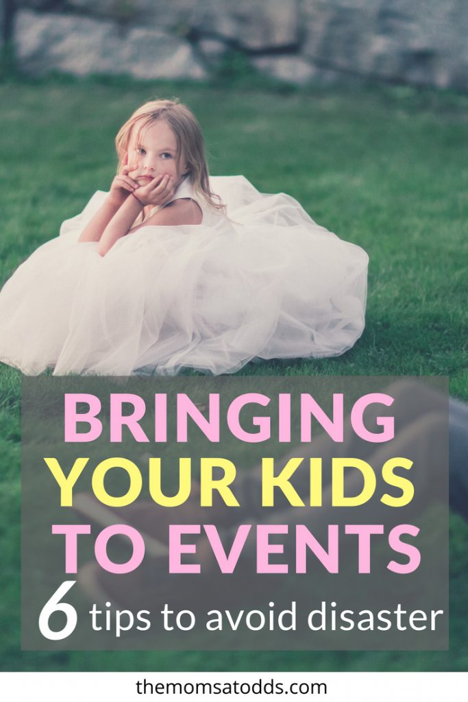 Helpful Information about Bringing Kids to Weddings