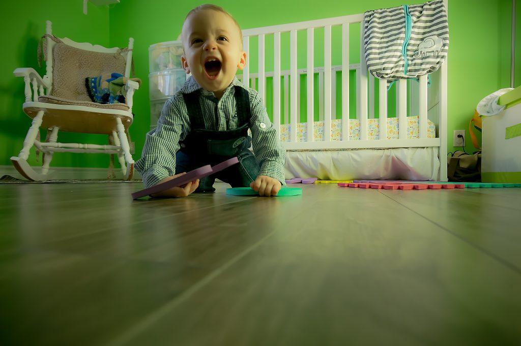 Babyproofing the Nursery