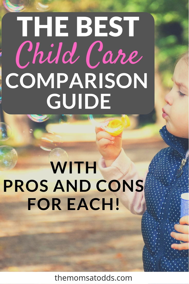 How to Weigh Child Care Options and Choose the Best For Your Family