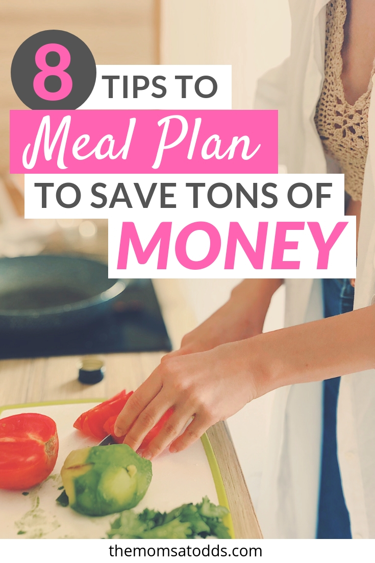 How to save money by meal planning