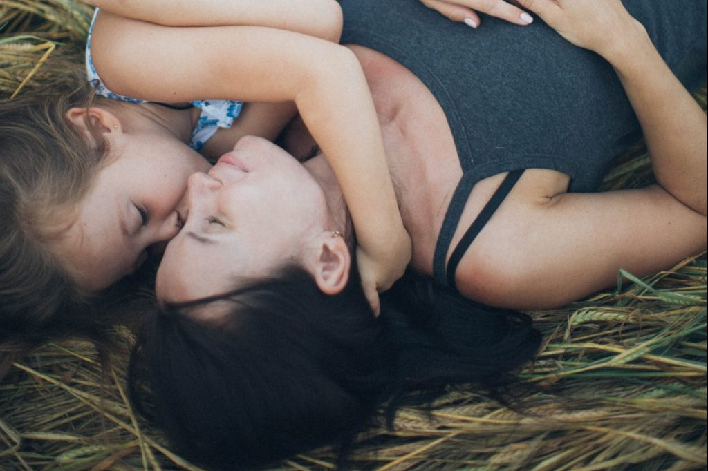 Is Parents Kissing Kids on the Lips Right or Wrong?