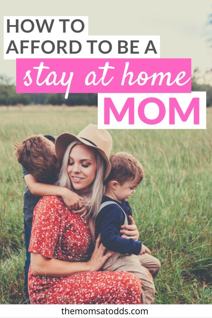 Great Tips on How to Become a Stay at Home Mom When You Aren't Rich