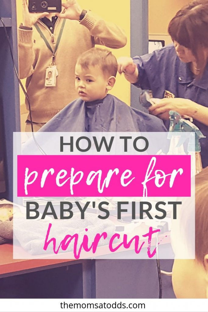 Amazing Tips for How to Survive Baby's First Haircut