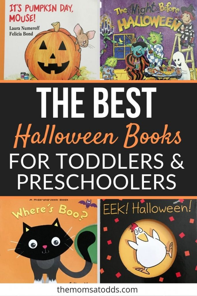 10 of the Best Halloween Books for Toddlers and Preschoolers