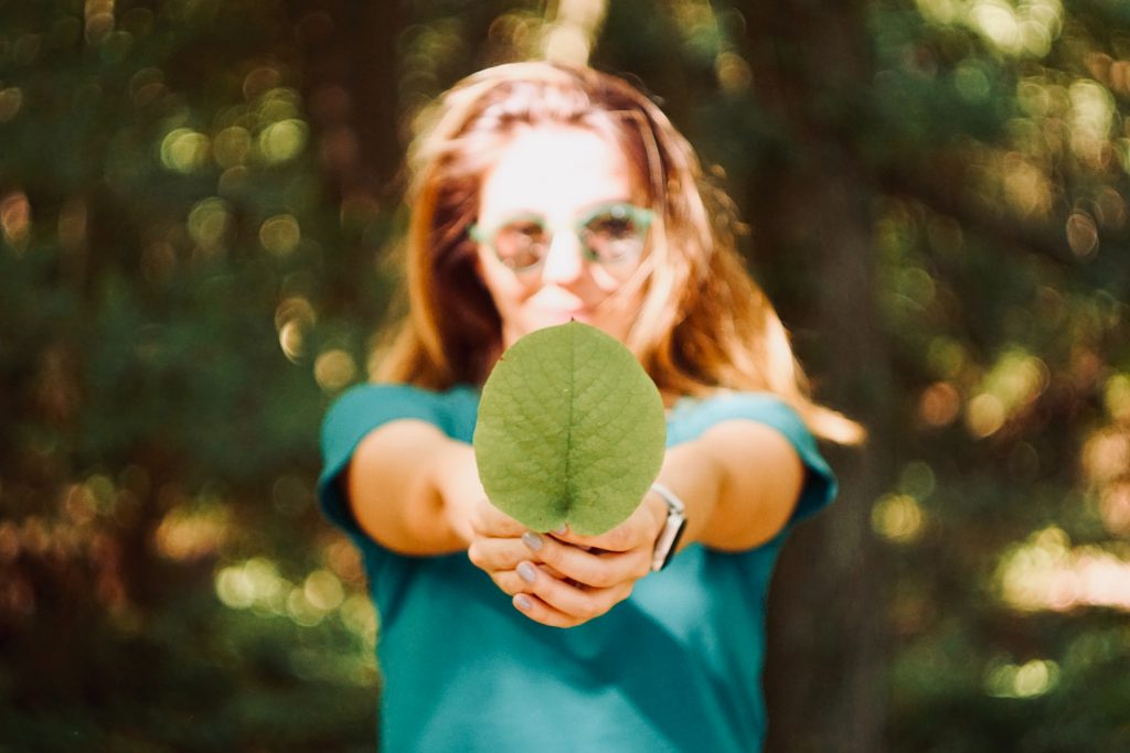 Green tips for eco-moms