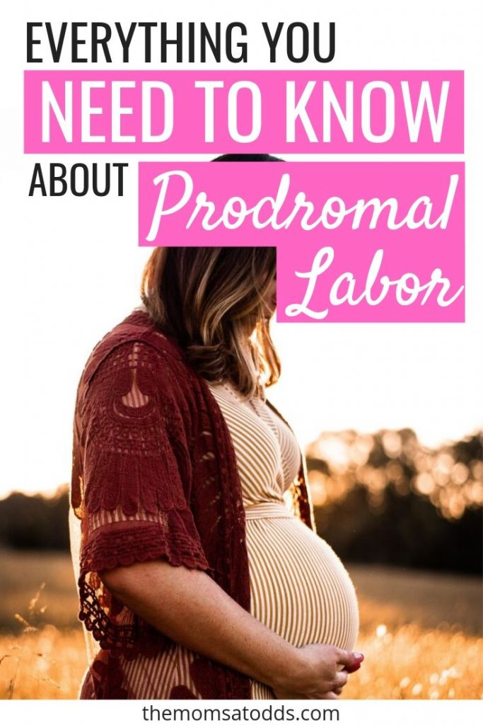 All You Need to Know About Prodromal Labor - What is it and coping techniques