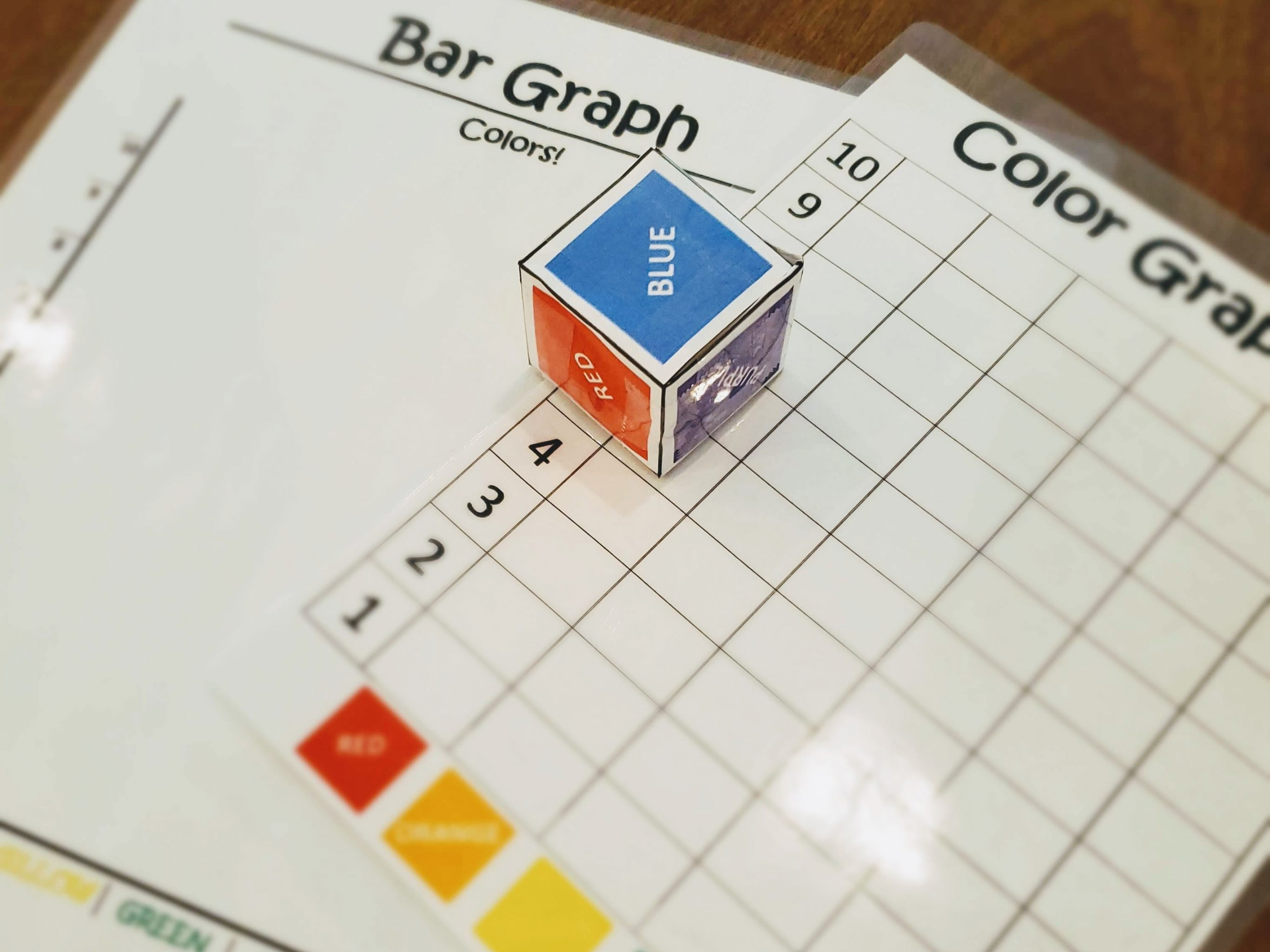 How to Teach Graphing to Kindergarteners