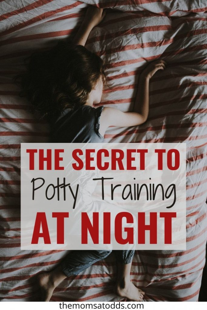 Can Potty Training At Night Success Be Guaranteed?