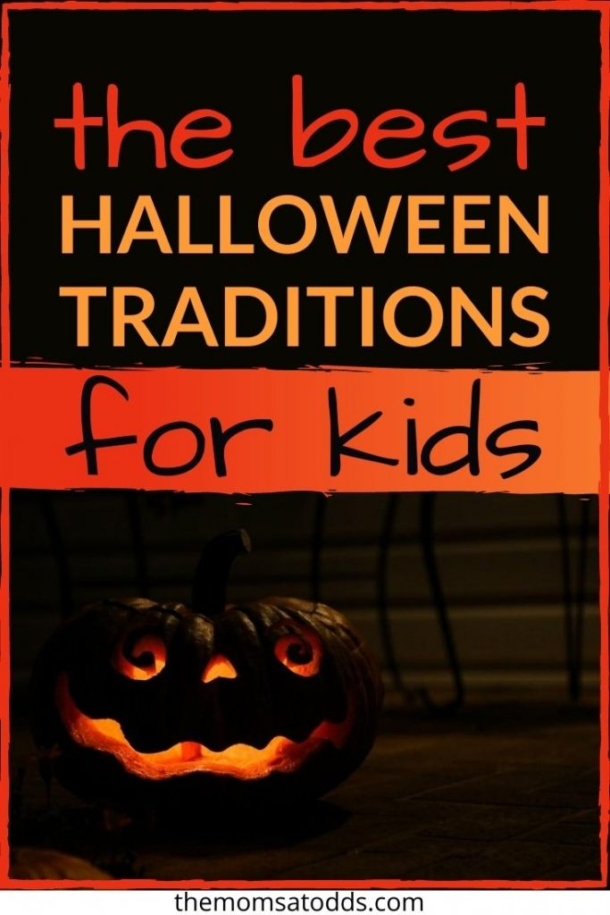 Magical and Fun Halloween Traditions For Your Kids