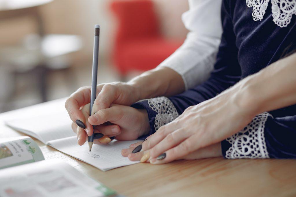 Write down your tasks