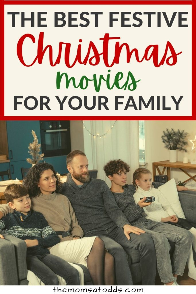The Best Festive Christmas Movies for Kids for Creating Those *Special* Moments