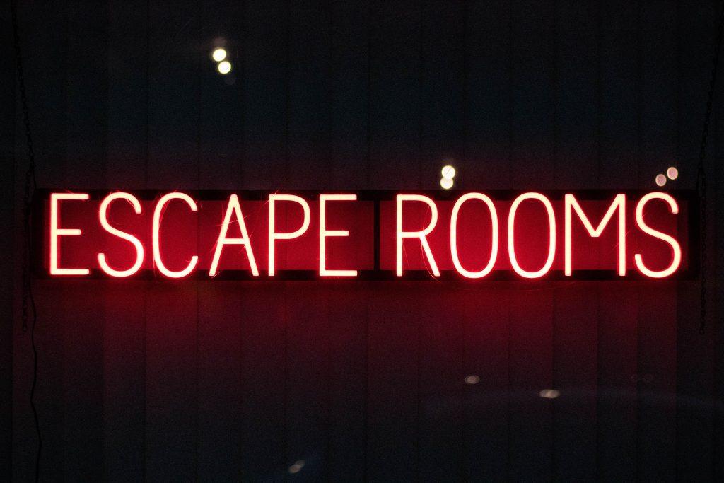 Family friendly escape room