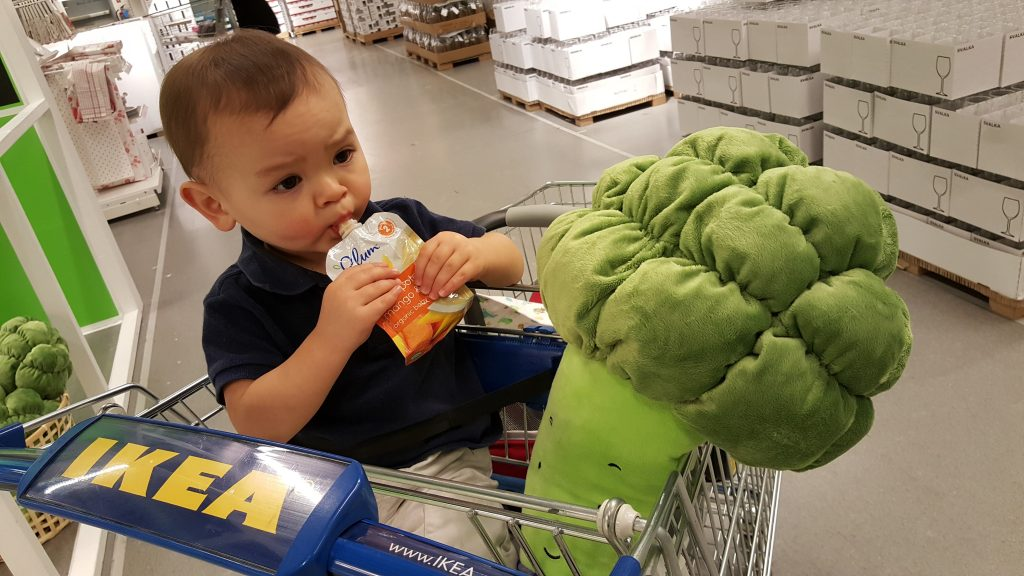 Snacks for toddlers