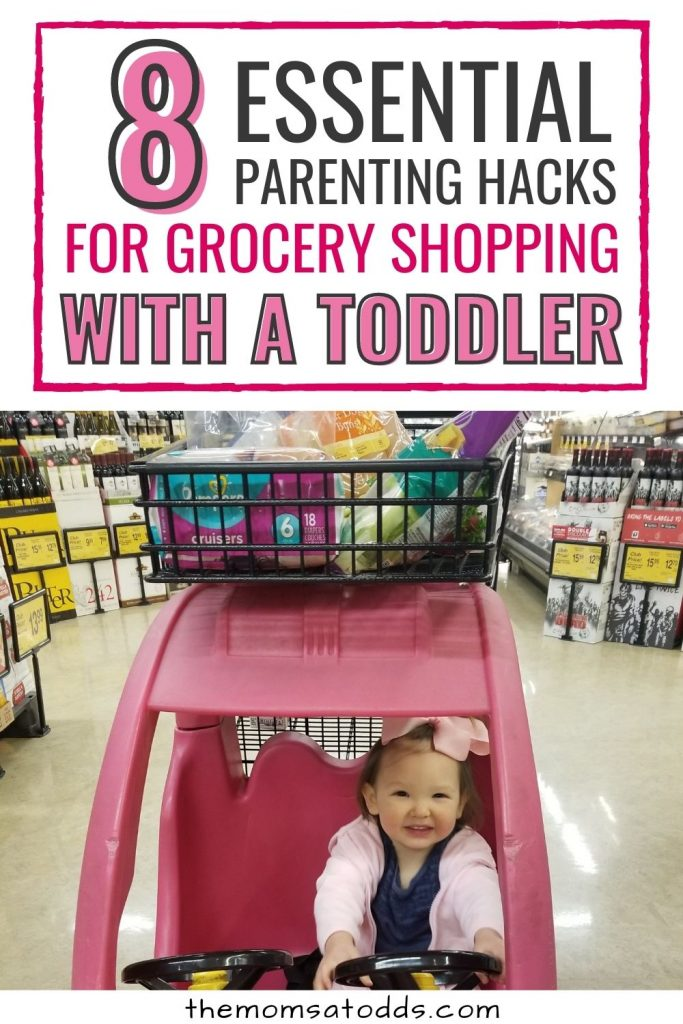 10 Essential Parenting Hacks for Grocery Shopping With a Toddler