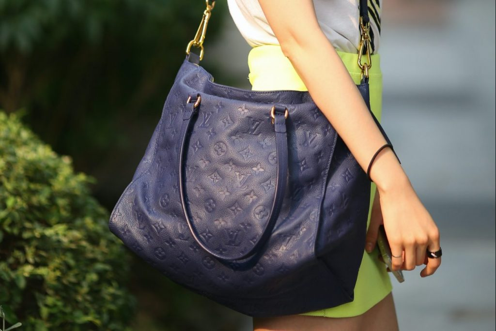 Be prepared with a diaper bag