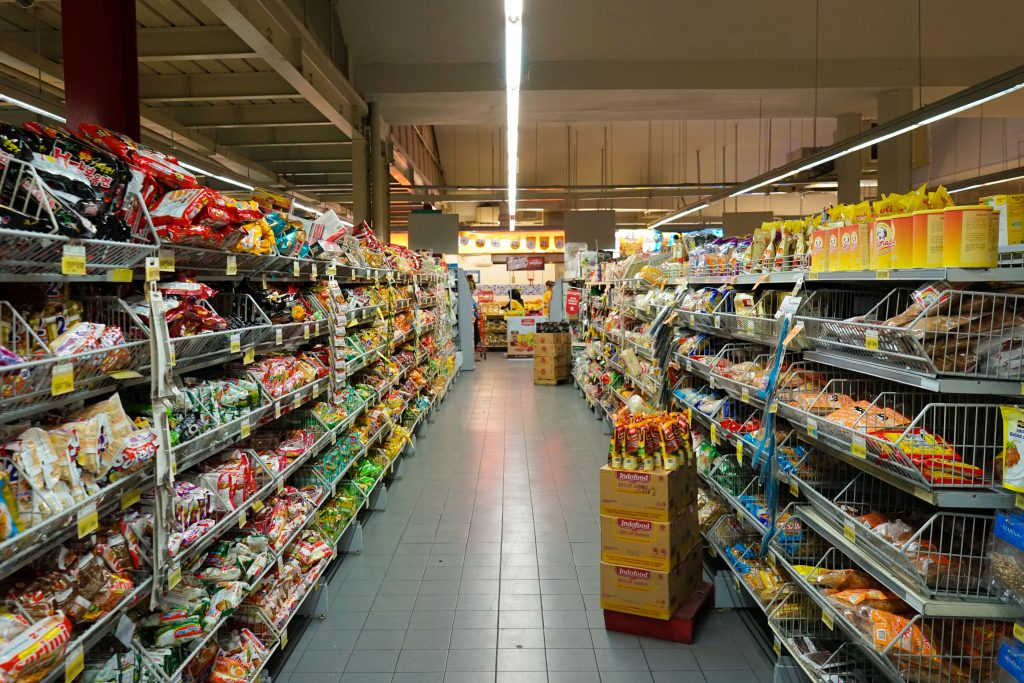 Grocery Items to stock up on