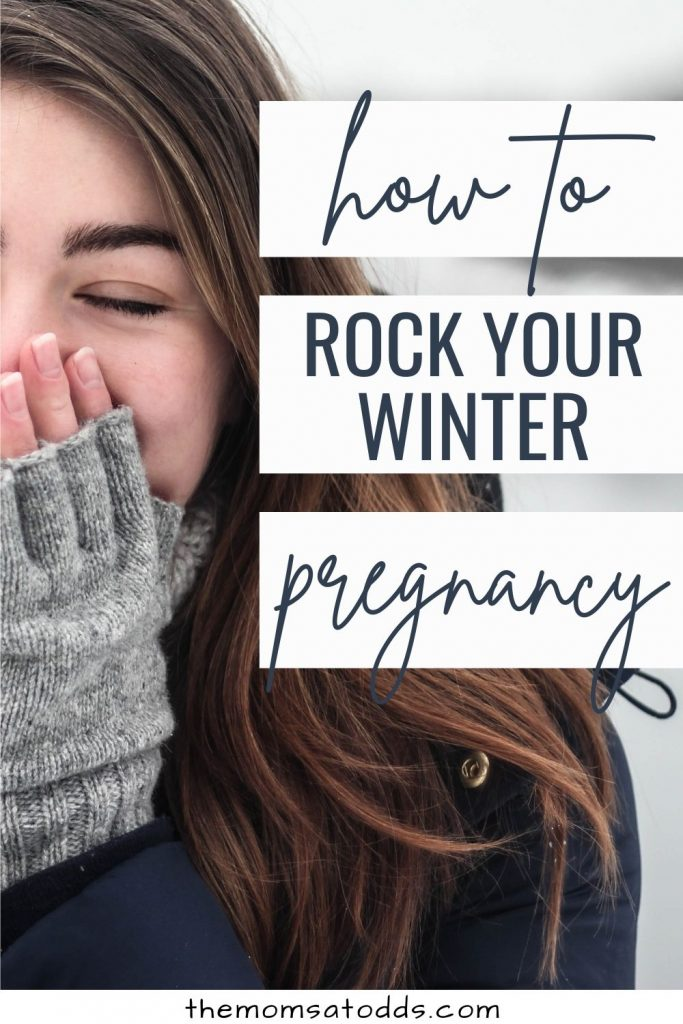 Essential Tips to Get Through Your Winter Pregnancy