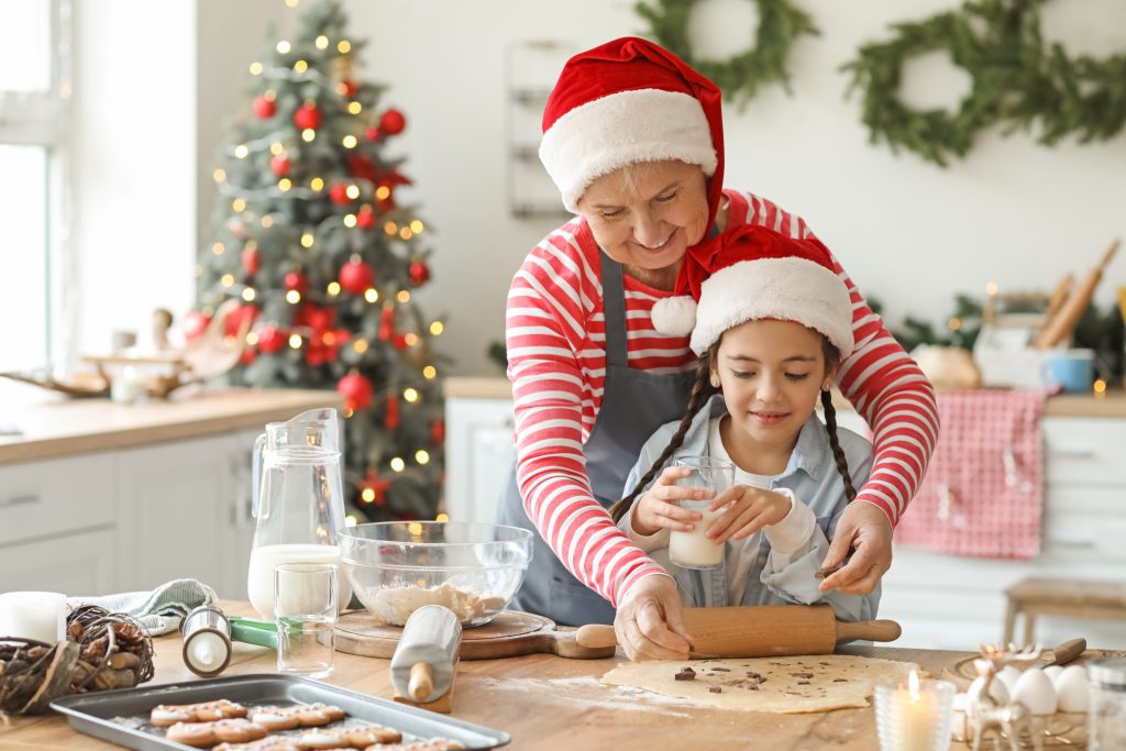 Holiday stress tips ask for help