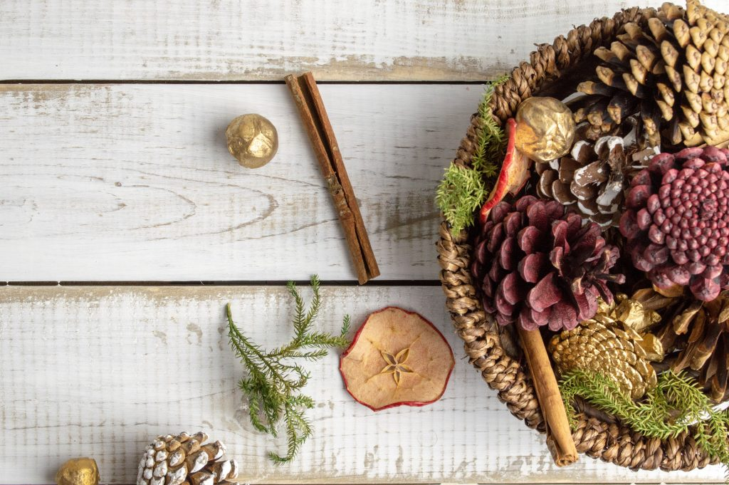 What to do with an old Christmas tree, make Potpourri