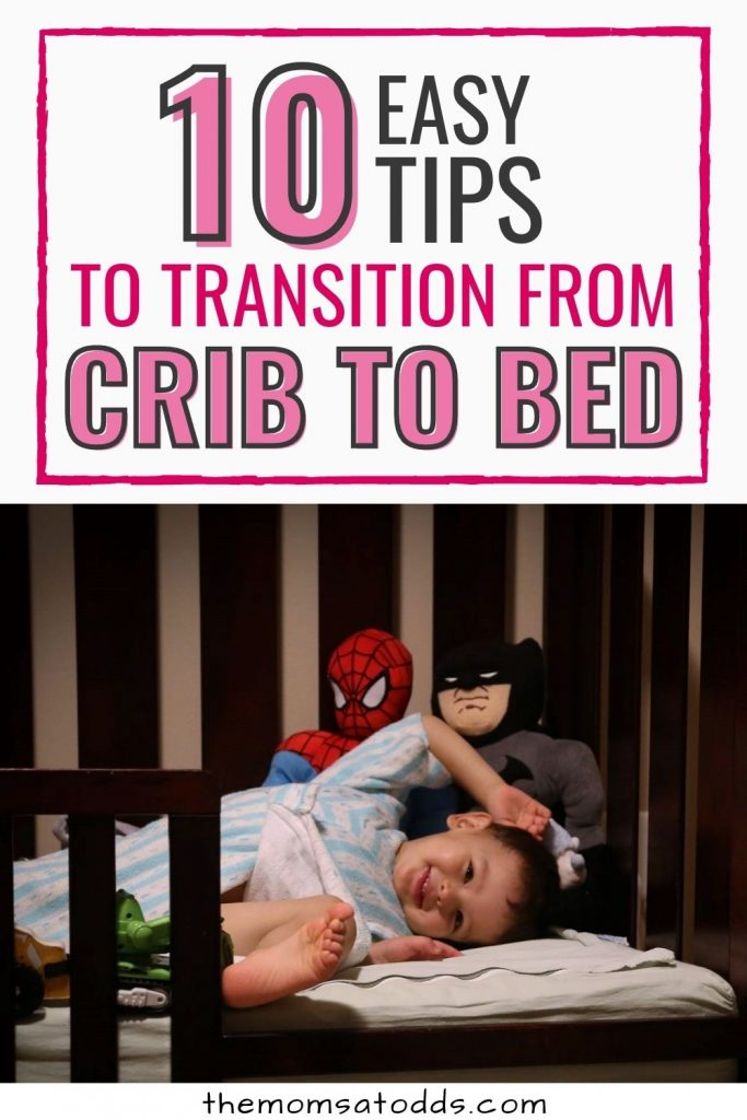 When to Convert Crib to Toddler Bed and 10 Tips for Easy Transitioning